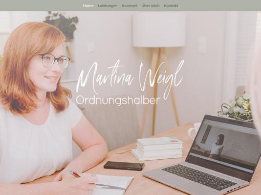 Website – Ordnungshalber