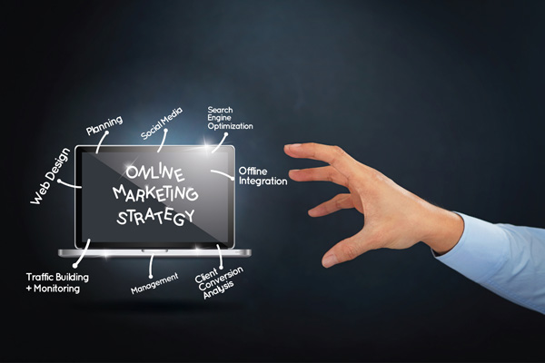 JACLAR Home Online Marketing Strategie